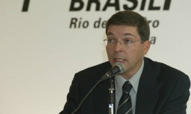 O empresário Josué Gomes Foto: Marco Antônio Teixeira / Agência O Globo