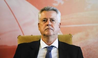 O governador do Distrito Federal, Rodrigo Rollemberg Foto: Edilson Dantas / Agência O Globo