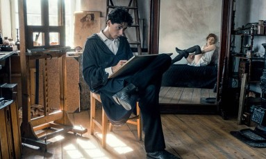 Egon Schiele — Morte e a donzela Foto: Divulgação