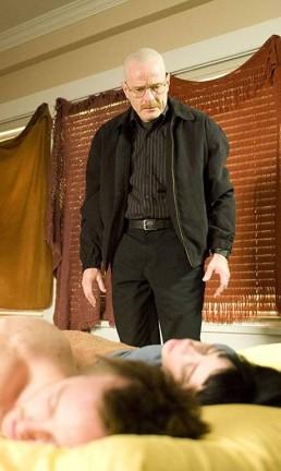 Walter White deixa Jane morrer em 'Breaking Bad' Foto: Divulgação