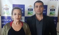 Dr. Bumbum é preso junto com sua mãe na Barra da Tijuca Foto: Divulgação