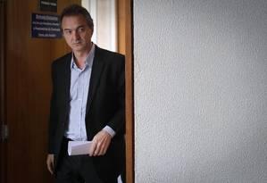 Joesley Batista, o delator do grupo J&F Foto: Bloomberg / Agência O Globo
