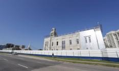 O primeiro templo mórmon no Rio será na Avenida das Américas Foto: Agência O Globo / Pablo Jacob