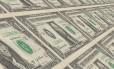 Cédulas de dólar, a moeda oficial dos Estados Unidos Foto: Pixabay