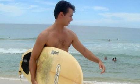 Surfista morreu afogado em 2009 e é candidato a se tornar santo Foto: Arquidiocese / Divulgação