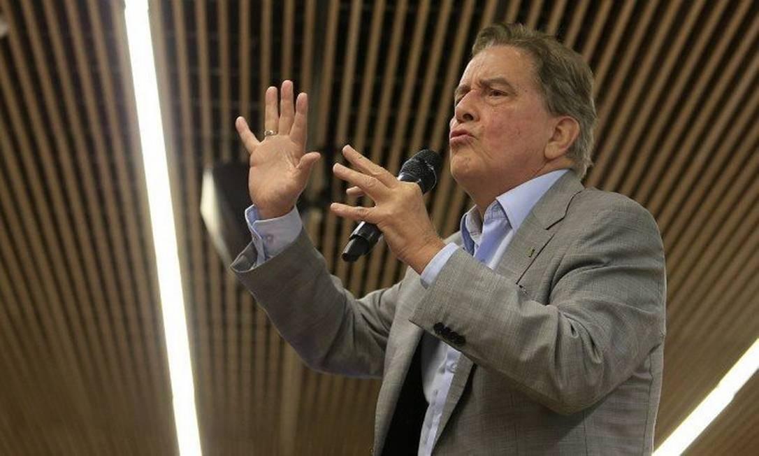 Paulo Rabello de Castro, pré-candidato do PSC ao Planalto Foto: Edilson Dantas / Agência O Globo