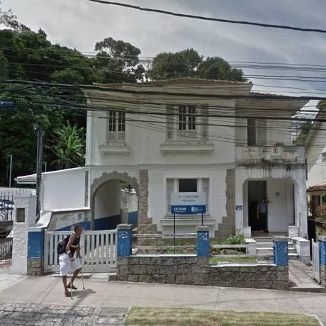 Ciretran em Petrópolis Foto: Reprodução/ Google Street View