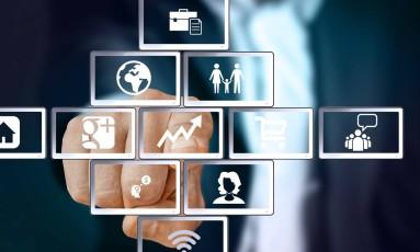 Tecnologia da informação foi o setor que mais apresentou atividade de fusões e aquisições Foto: O Globo / O Globo