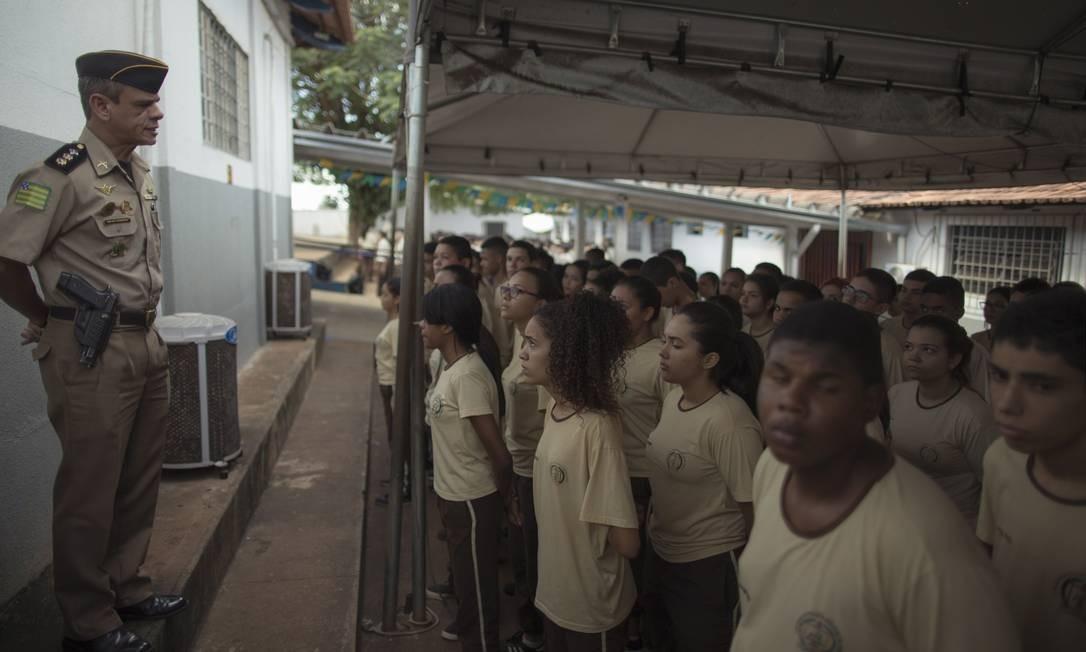 """As transgressões são classificadas como """"graves"""" e """"médias"""" Foto: Daniel Marenco / Agência O Globo"""