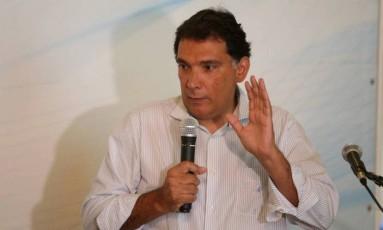 Marco Antonio Mattos, secretário de saúde Foto: Fabiano Rocha / Agência O Globo