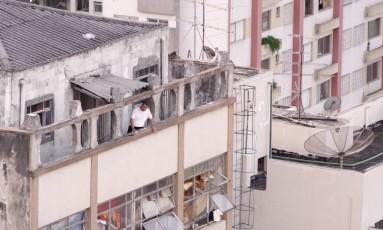 Cena de Babel SP, série documental que é coproduzida pela HBO Foto: Divulgação