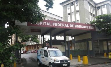 Ação do MPF para integração na regulação dos leitos surgiu de superlotação no Hospital Federal de Bonsucesso Foto: Geraldo Ribeiro / Agência O GLOBO