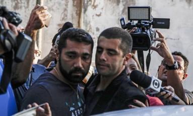 'Doutor Bumbum' foi preso nesta quinta-feira Foto: Emily Almeida/Agência O Globo