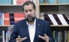 O presidente do PDT, Carlos Lupi, diz que não era sua competência verificar se as empresas existiam Foto: Jorge William