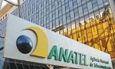 Fachada da Anatel, agência reguladora telecomunicações. DIVULGAÇÃO ANATEL. Foto: Agência O Globo