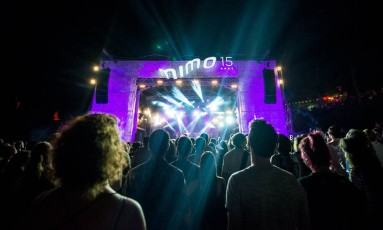 O segundo dia do Festivak Mimo Amarante Foto: Lino Silva / Divulgação