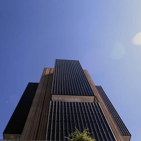 Sede do Banco Central, em Brasília Foto: Jorge William / Agência O Globo