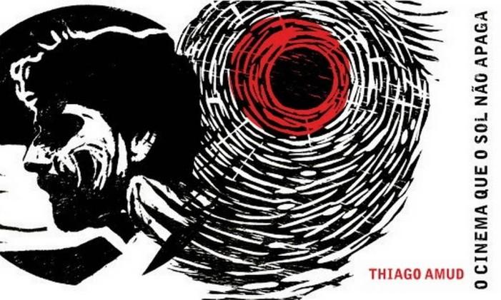 Capa de 'O cinema que o sol não apaga' Foto: Divulgação