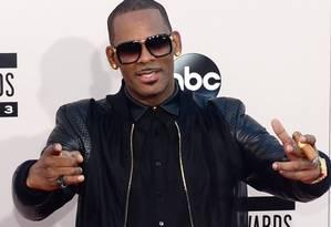 O rapper R Kelly Foto: FREDERIC J. BROWN / AFP