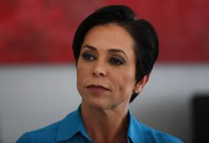 A ex-deputada federal Cristiane Brasil (PTB-RJ) Foto: Michel Filho/Agência O Globo/22-02-2018