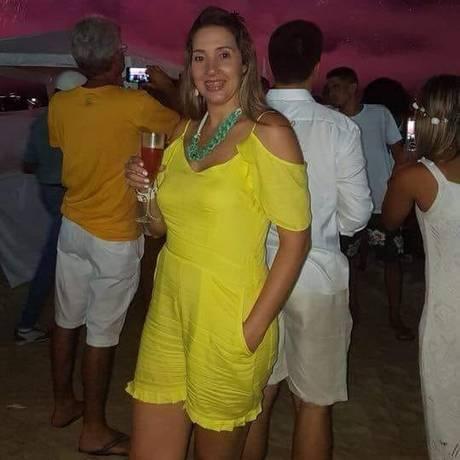 Adriana era professora e tinha 41 anos Foto: Facebook / Reprodução