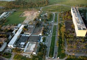 Vista aérea do campus da UFRJ Foto: Gabriela d'Araujo/Divulgação UFRJ