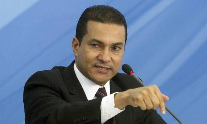 Ex-ministro Marcos Pereira Foto: Givaldo Barbosa / Agência O Globo