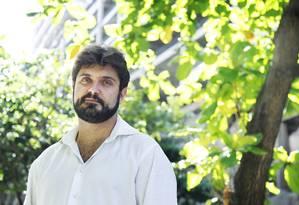 Rodrigo Fonseca foi afastado da Escola de Cinema Darcy Ribeiro Foto: Mônica Imbuzeiro/18-10-2011