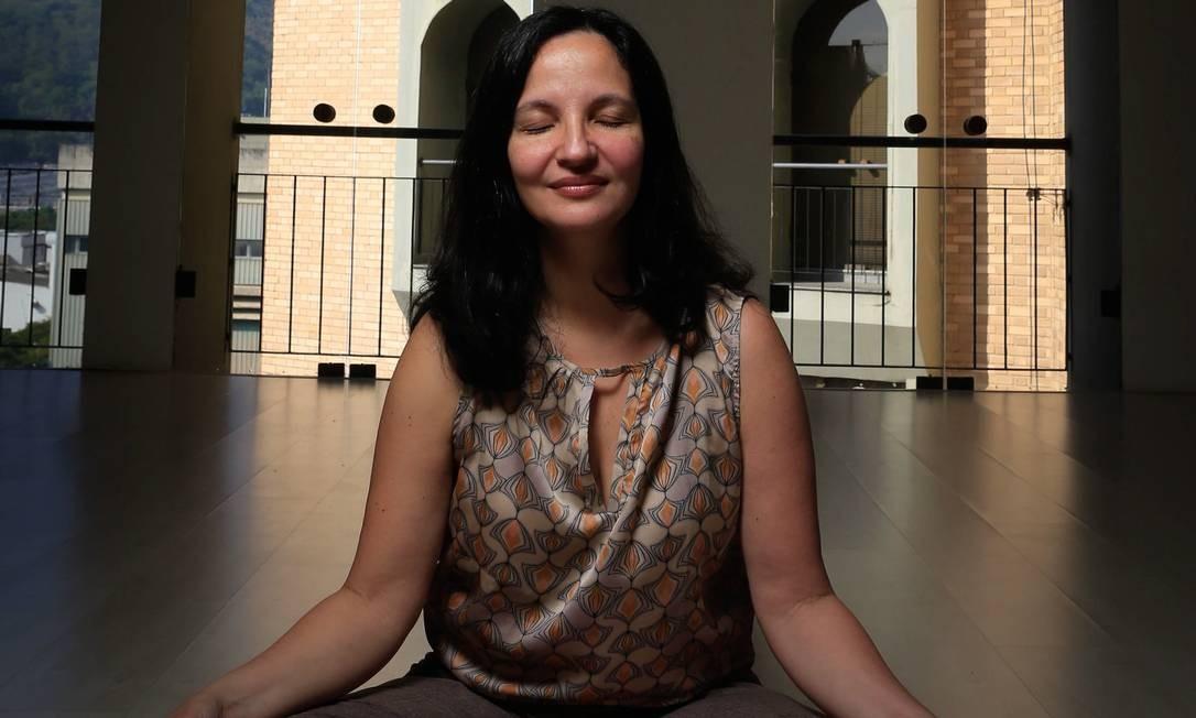 A terapeuta Lisiane Mutti explica: