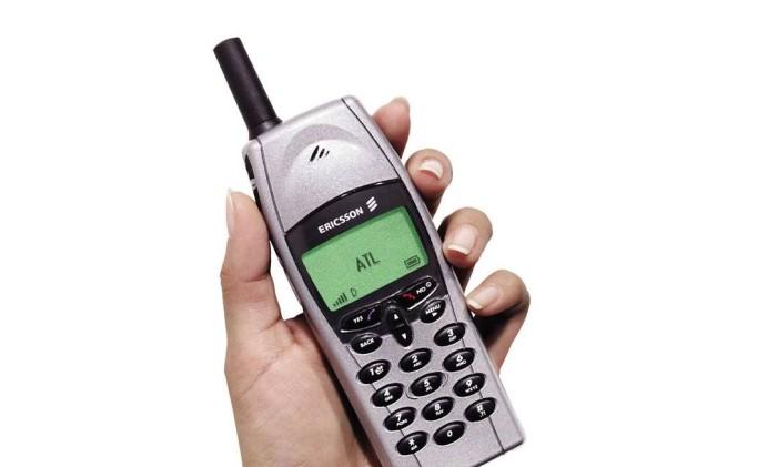 Ericsson fez sucesso mundial com o seu modelo DF388VI Foto: Arquivo / O GLOBo