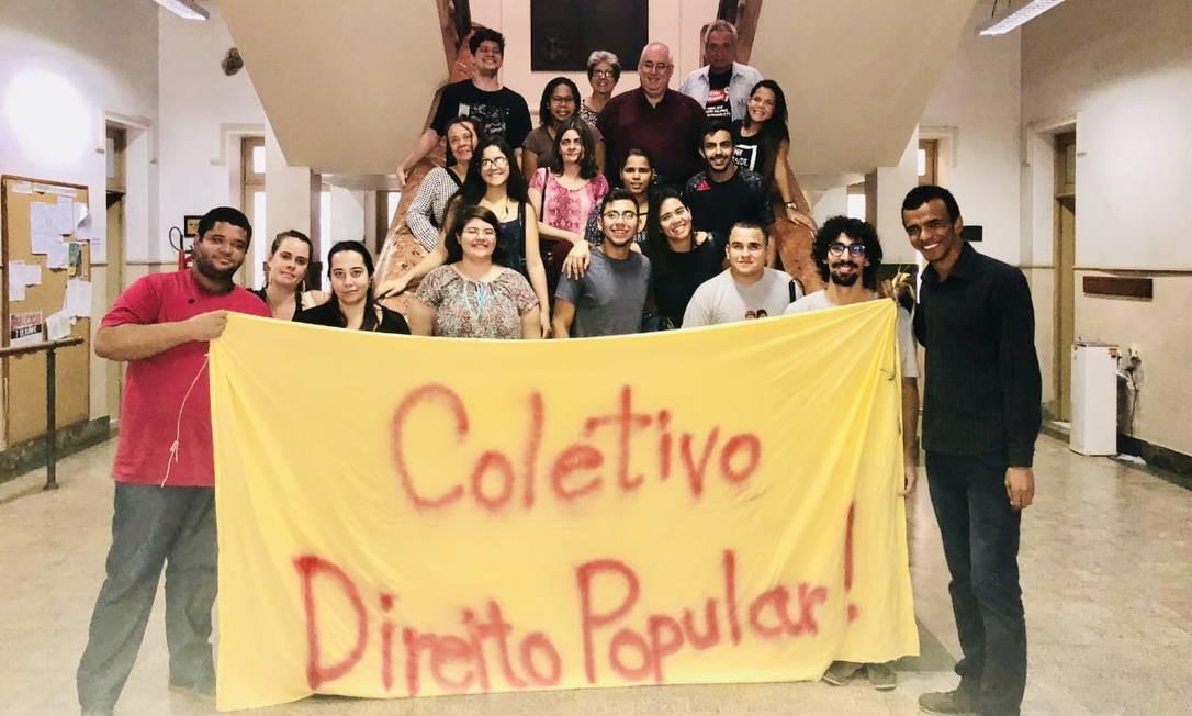 Oportunidade: alunos e professores da UFF promovem curso para vestibulandos de baixa renda Foto: Divulgação