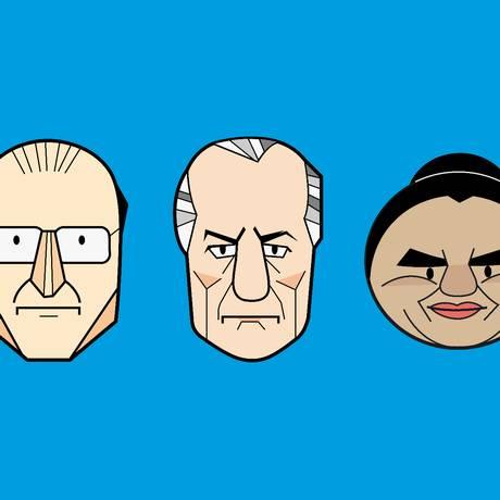 Cobertura do GLOBO para as eleições terá conteúdo exclusivo sobre os candidatos Foto: O GLOBO