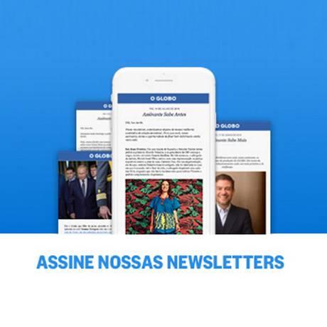 Newsletters do GLOBO trazem informação para a caixa de email dos leitores Foto: O GLOBO