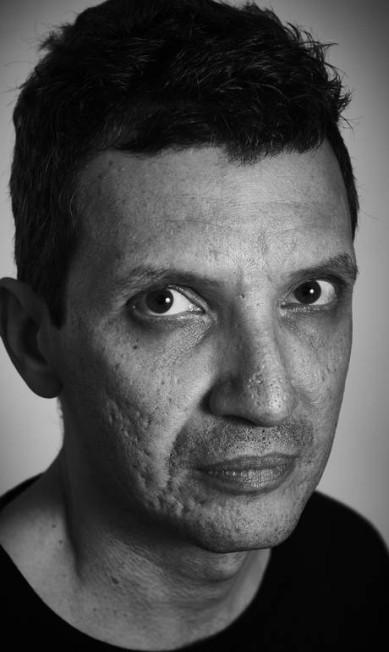 """Tiago Ferro, escritor, no """"Tudo o que é belo: histórias reais contadas ao vivo"""" Marcelo Saraiva"""