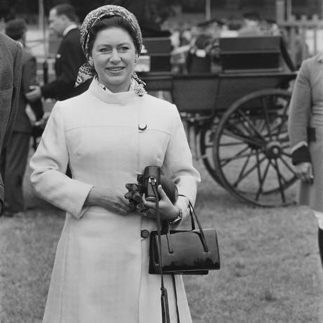 Princesa Margaret, em 1971 Foto: Stan Meagher / Getty Images