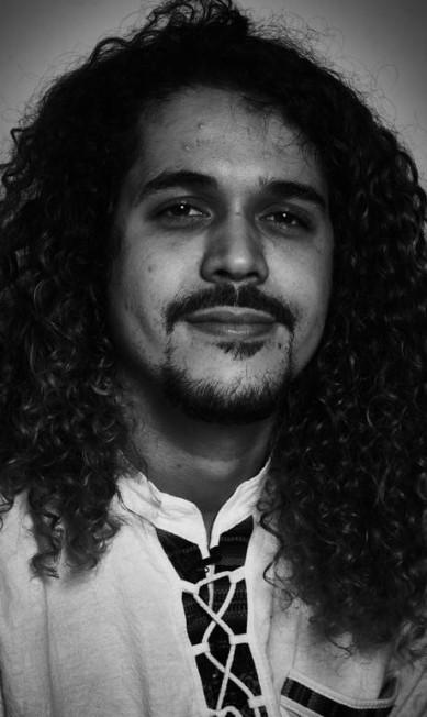"""O escritor Geovani Martins, na mesa """"Segurança e Violência"""" Marcelo Saraiva / Marcelo Saraiva"""