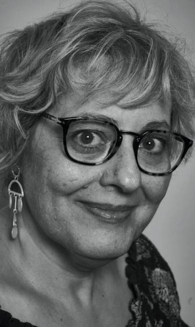 """Isabela Figueiredo, escritora, no """"Tudo o que é belo: histórias reais contadas ao vivo"""" Marcelo Saraiva"""