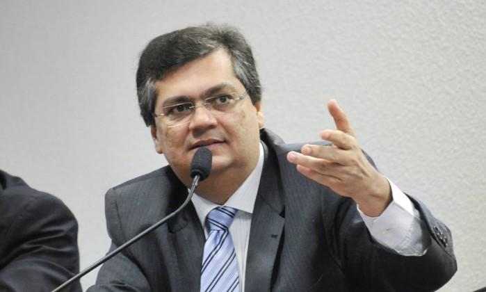 Flávio Dino Foto: Geraldo Magela / Agência Senado