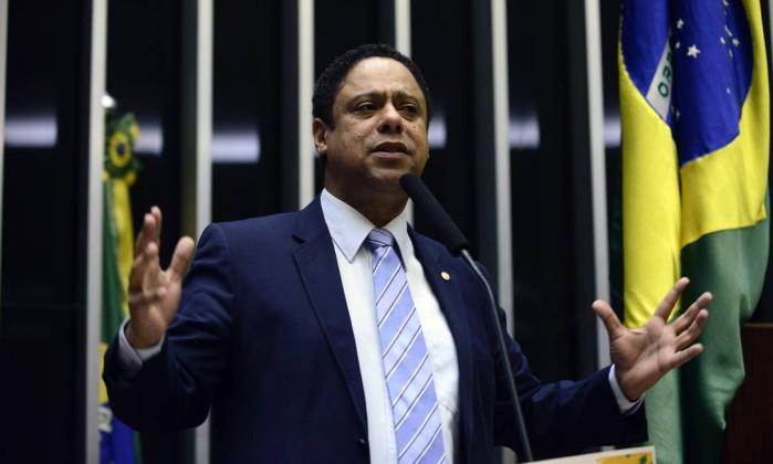 Deputado Orlando Silva, do PCdoB de São Paulo Foto: Nilson Bastian / Câmara dos Deputados