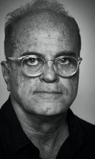 """Rui Campos, da Livraria da Travessa, no """"Tudo o que é belo: histórias reais contadas ao vivo"""" Marcelo Saraiva"""