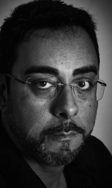 """Marcelo Bretas, juiz federal, na mesa """"Casos e dilemas no combate à corrupção"""" Marcelo Saraiva"""