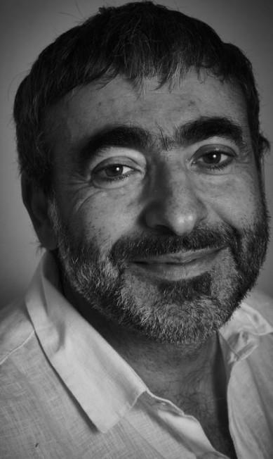 """Marcos Nobre, filósofo, na mesa """"Literatura e política"""" Marcelo Saraiva"""