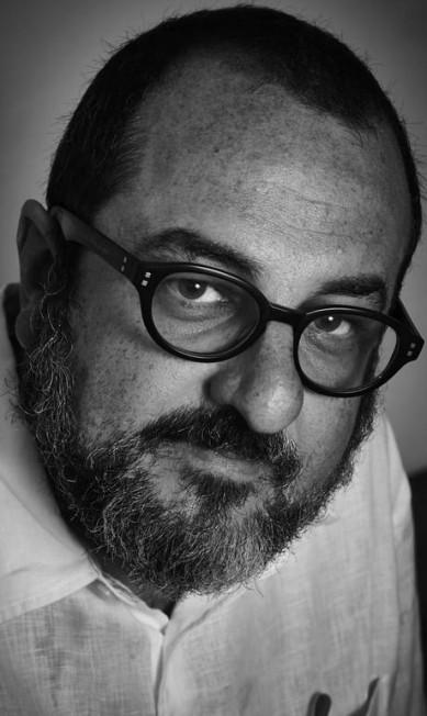 "Paulo Roberto Pires, colunista de ÉPOCA, na mesa ""Literatura e política"" Marcelo Saraiva"