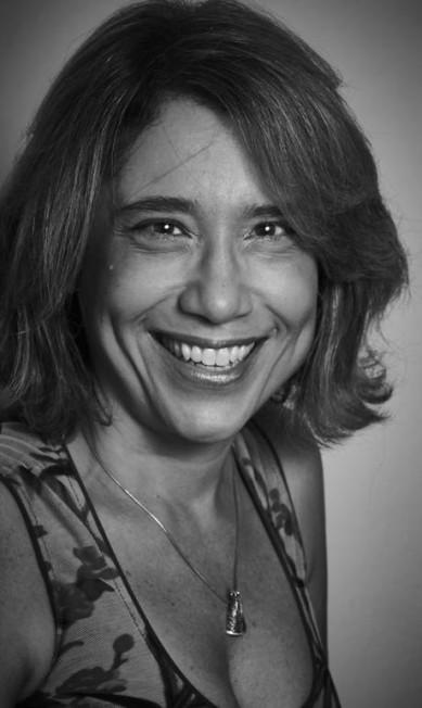 """Ana Beatriz Barbosa Silva, escritora, na mesa """"Sobre a maldade"""" Marcelo Saraiva"""