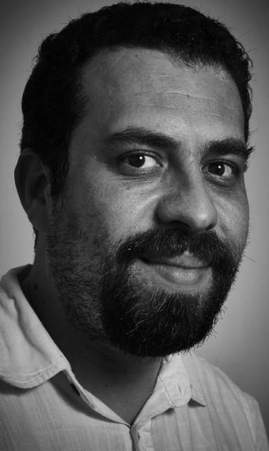 """Guilherme Boulos, candidato do PSOL à Presidência, na mesa """"O futuro da esquerda"""" Marcelo Saraiva"""
