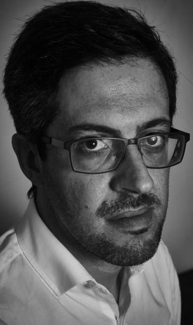 """Conrado Hübner Mendes, colunista de ÉPOCA, na mesa """"Judicialização da política"""" Marcelo Saraiva"""