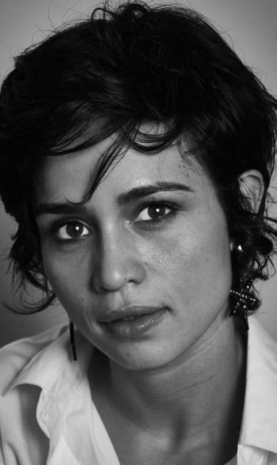 """Nanda Costa, atriz, no """"Tudo o que é belo: histórias reais contadas ao vivo"""" Marcelo Saraiva"""