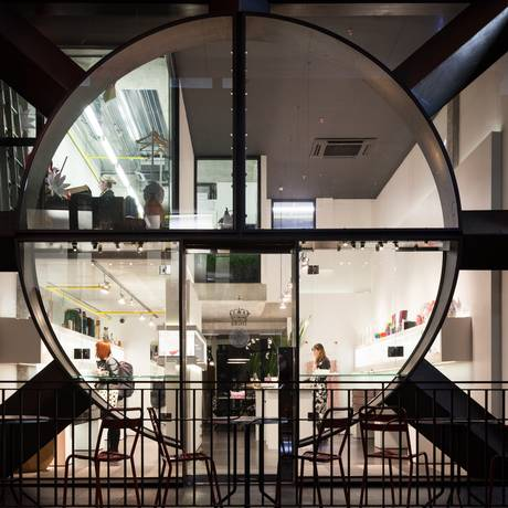 Galeria de arte em Melbourne Foto: Jade Byrnes / Jade Byrnes