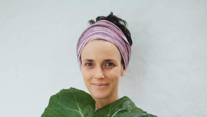 A chef Helena Rizzo, do Maní Foto: Roberto Seba / Divulgação