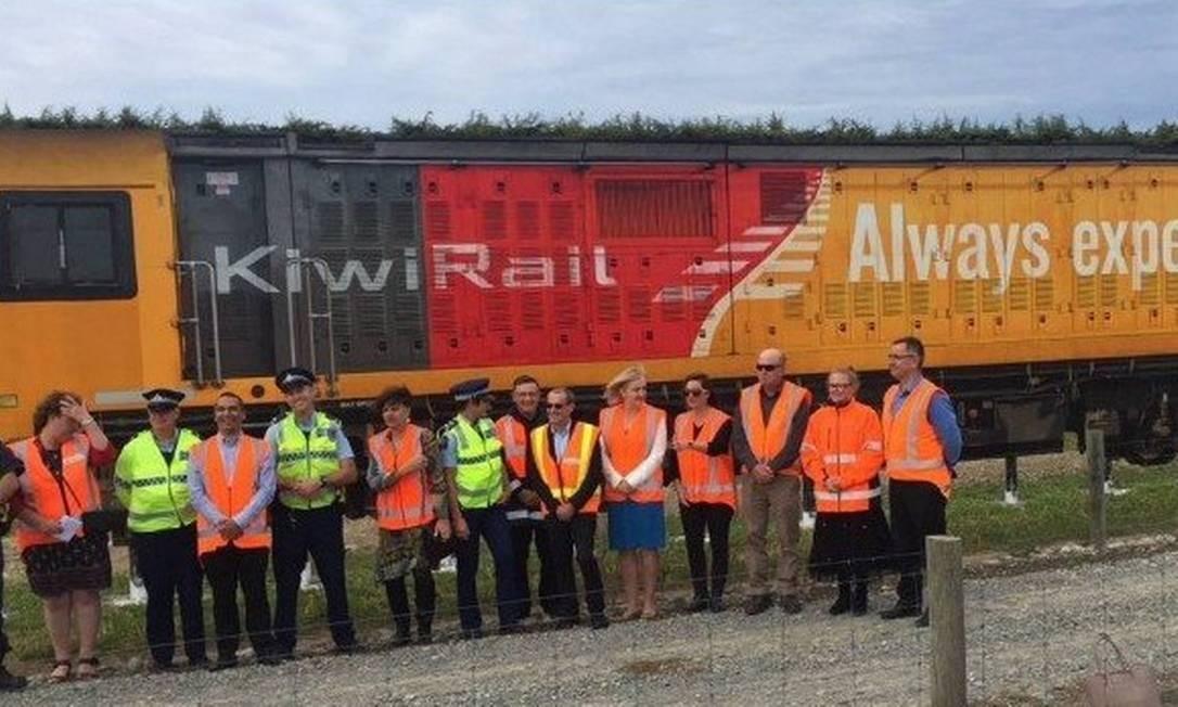 Campanha da Agência de Transporte da Nova Zelândia Foto: Divulgação